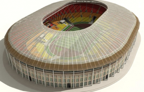 спортивная арена «Лужники»